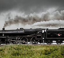 Climbing North on the Settle & Carlisle... by 2cimage
