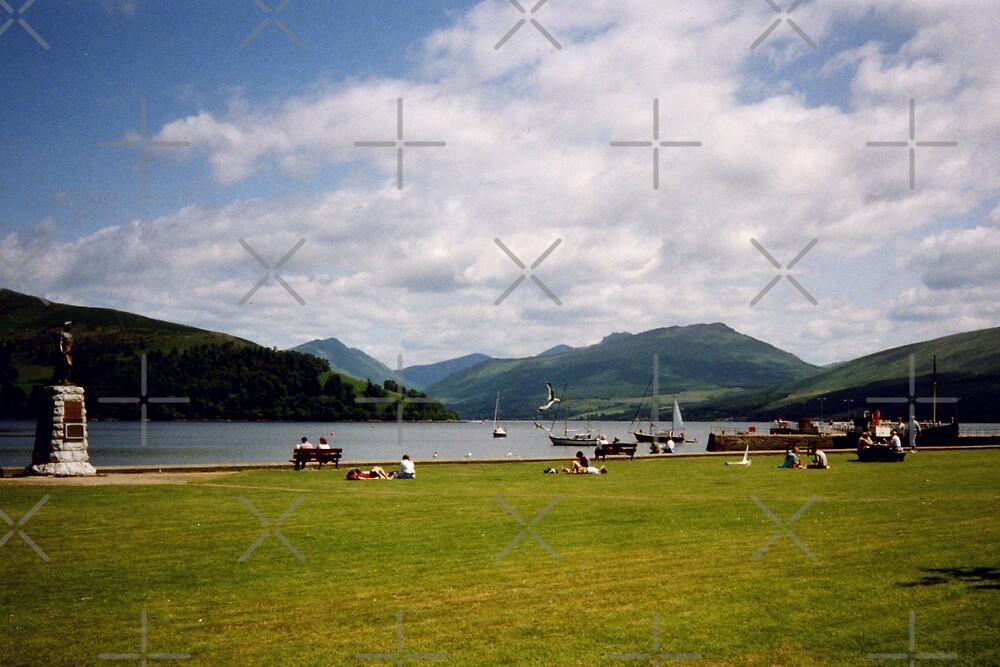 Inverness, Scotland by georgiegirl