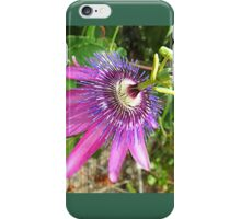 Passion Flower iPhone Case/Skin