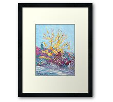 Westport Point Framed Print