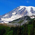 Mount Rainier 540 by jduffy111