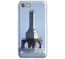Port Washington Lighthouse iPhone Case/Skin