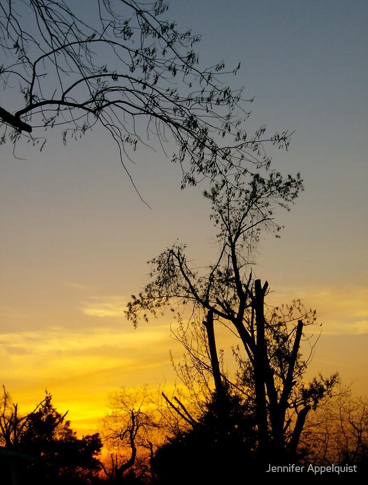 Missouri at Sunset by Jennifer Appelquist