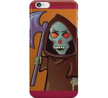lil' reaper iPhone Case/Skin