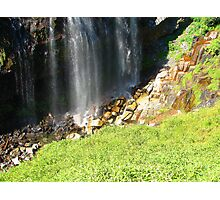 Water Fall 600 Photographic Print