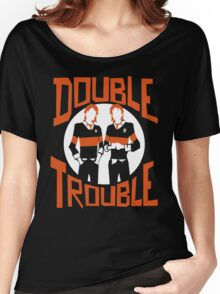Official Phelps Twins - Double Trouble Tee Women's Relaxed Fit T-Shirt
