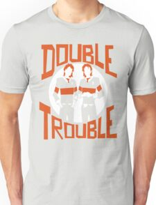 Official Phelps Twins - Double Trouble Tee Unisex T-Shirt