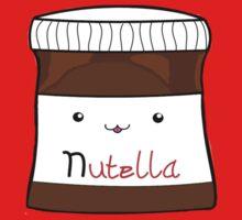 Nutella by rosetheunicorns