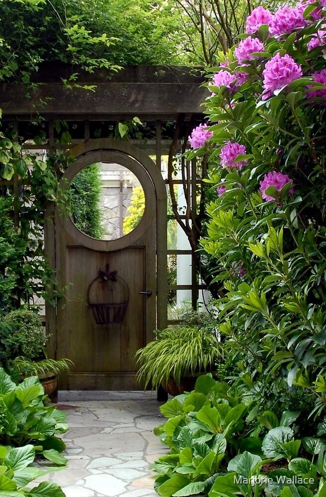 My Secret Garden by Marjorie Wallace