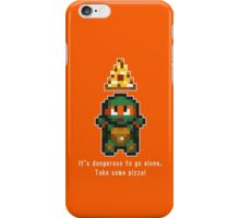The Legend of TMNT - Michelangelo iPhone Case/Skin