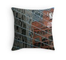 Abstract by Design Series Throw Pillow