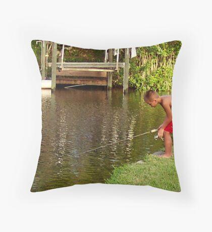 Adam & Sable 2 Throw Pillow