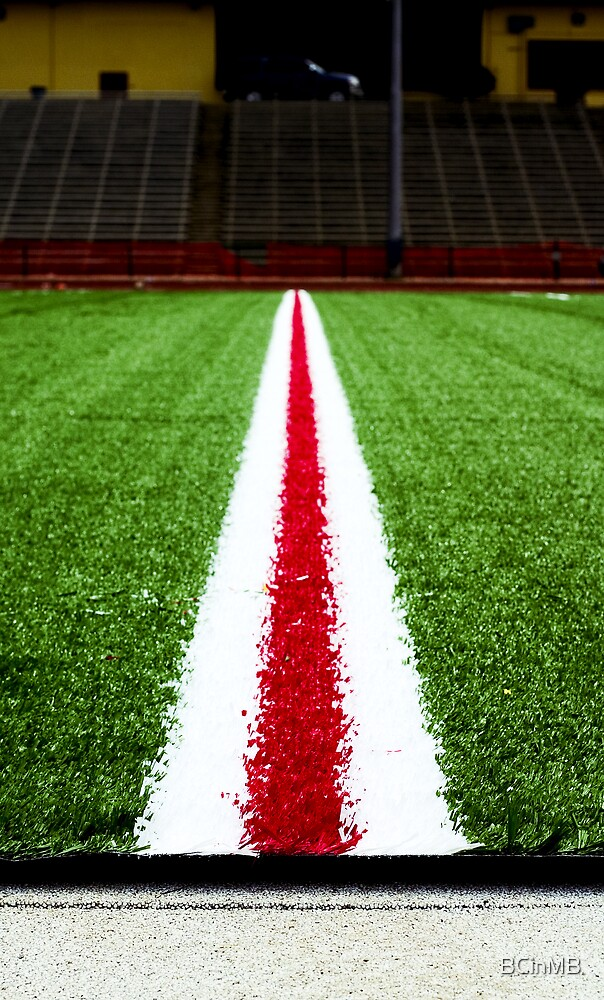 Football Field by BCinMB