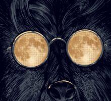 Moonglasses Sticker