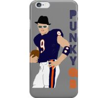 Jim McMahon - Punky QB iPhone Case/Skin