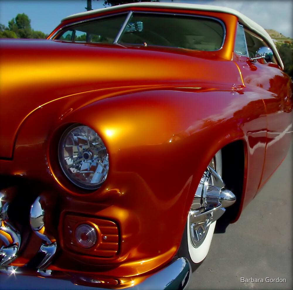Tangerine Dream by Barbara Gordon