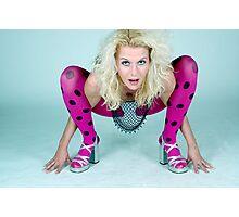 Spiderwoman Photographic Print