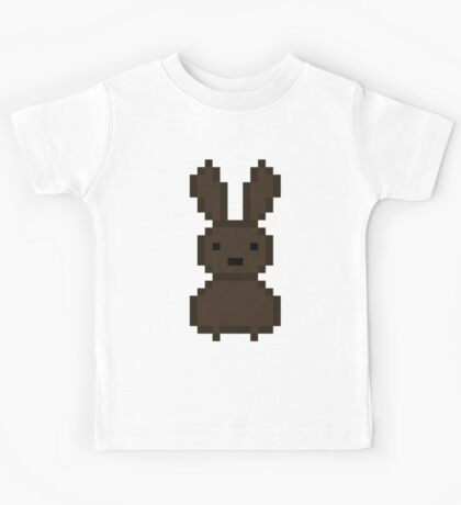 Brown bunny Kids Tee