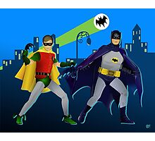 The Dynamic Duo Photographic Print