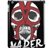 Big Van Vader iPad Case/Skin