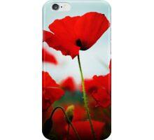 Poppy Heaven iPhone Case/Skin