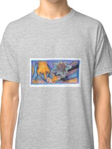 Welcome to the battledome Classic T-Shirt