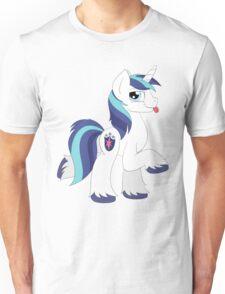 Shining Armor Silly Unisex T-Shirt