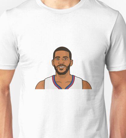 Chris Paul ~ Los Angeles Clipper NBA Player Cartoon Unisex T-Shirt