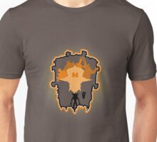 Crash vs the world Unisex T-Shirt