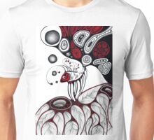 In between two worlds Unisex T-Shirt