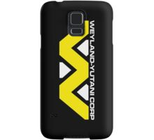 Weyland Yutani Corp Samsung Galaxy Case/Skin