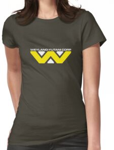 Weyland Yutani Corp Womens Fitted T-Shirt