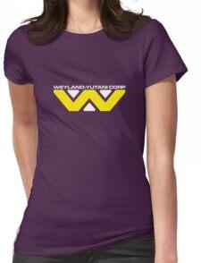 Weyland Yutani Corp Womens Fitted T-Shirt