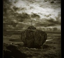 The Cross On The Hill by Alex Worsley