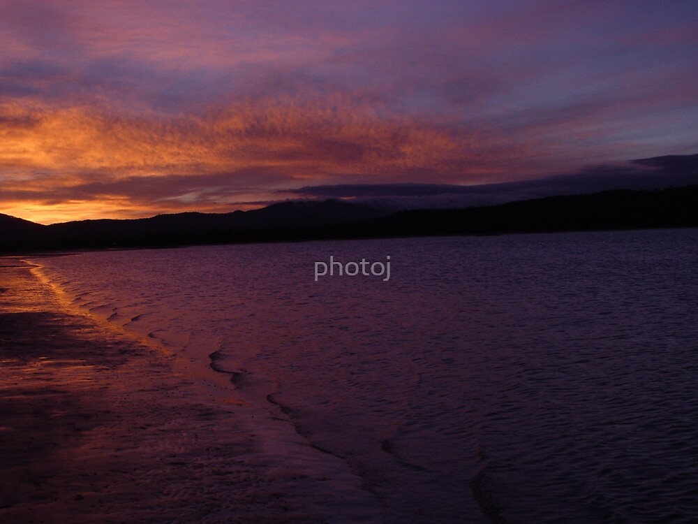 sunrise by photoj