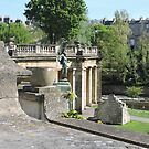 Parade Gardens: Bath by CreativeEm