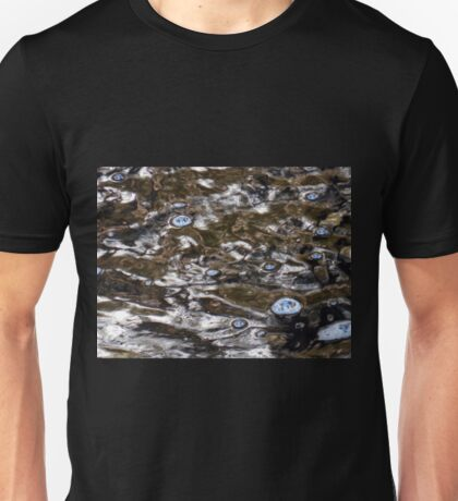 Wet Bubbles Unisex T-Shirt