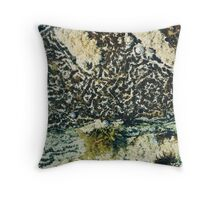 Rockpools 7 Throw Pillow
