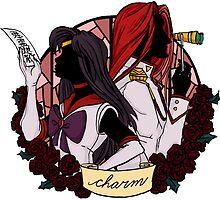 Mars x Touga - CHARM by andreacecelia