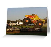 Outback Thunda Greeting Card
