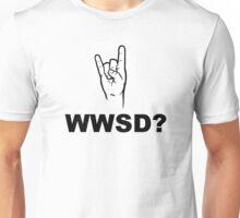What Would Satan Do?  WWSD? Unisex T-Shirt