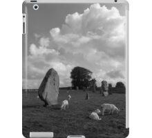 Avebury Stone Circle iPad Case/Skin