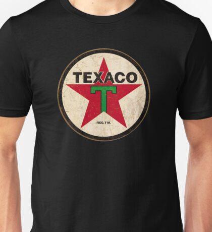 Texaco - Vintage Sign Unisex T-Shirt