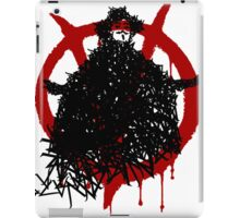 V for Vendetta - V made of V iPad Case/Skin