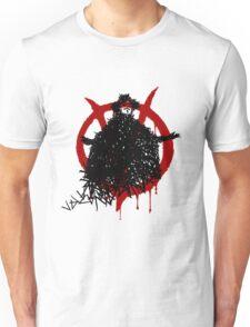 V for Vendetta - V made of V Unisex T-Shirt