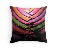 Nature Color Weaver Throw Pillow
