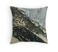 Rockpools 11 Throw Pillow