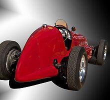 1939 Maserati 8CTF Race Car II by DaveKoontz