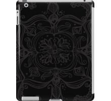 Dark Side Mandala iPad Case/Skin