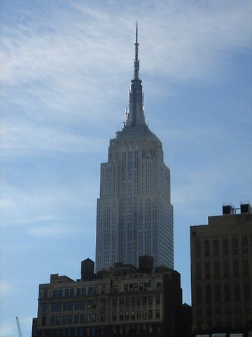 EMPIRE STATE BUILDING by sky2007
